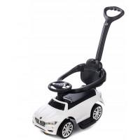 Aga4Kids BMW kisautó vezetőrúddal 7662  - Fehér