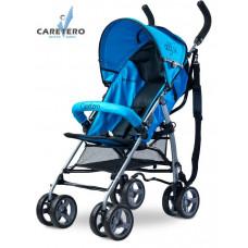 CARETERO Alfa 2016 golf babakocsi - kék Előnézet