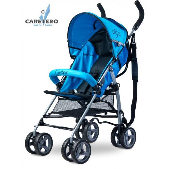CARETERO Alfa 2016 golf babakocsi - kék