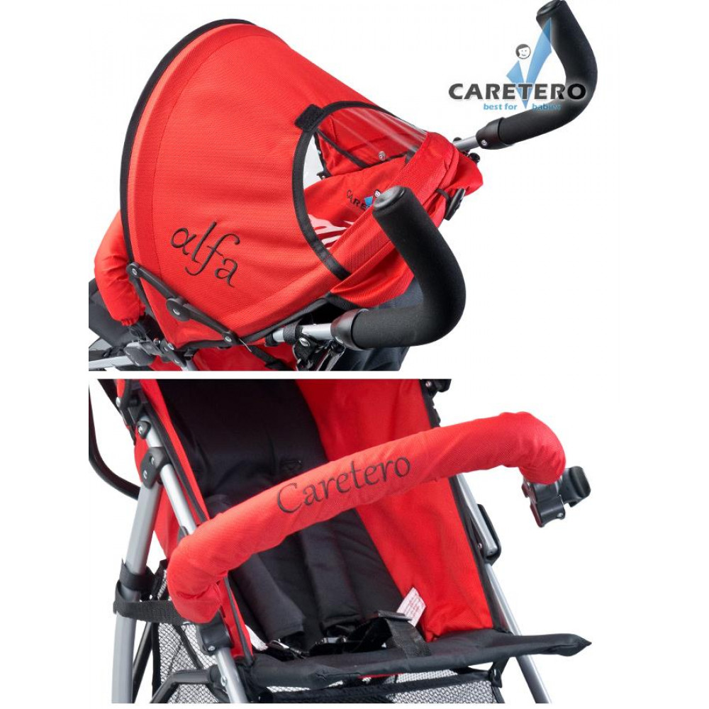... CARETERO Alfa red 2016 golf babakocsi ... cb07e28ee9