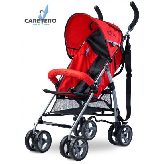 CARETERO Alfa 2016 golf babakocsi - piros