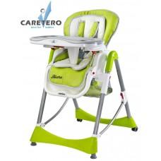 CARETERO Bistro etetőszék - zöld Előnézet