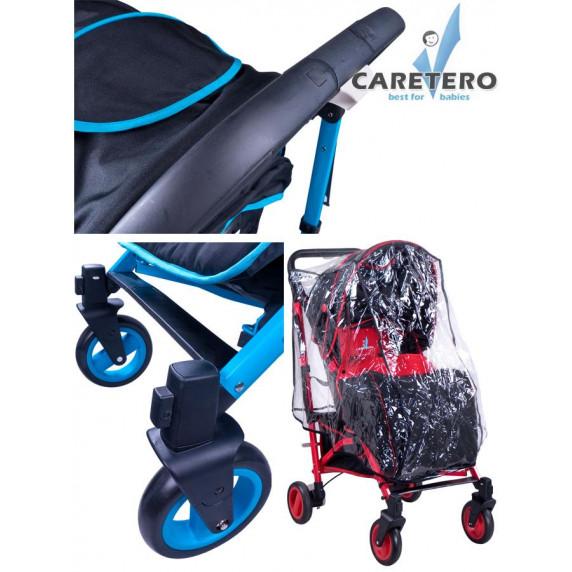 CARETERO Sonata sport babakocsi - sötét kék