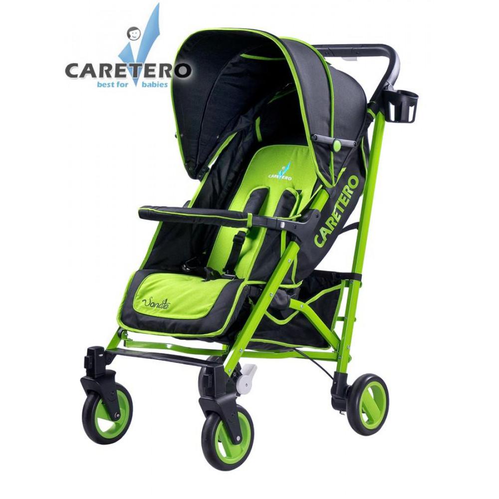 CARETERO Sonata green esernyőre csukható sport babakocsi ... 704b539d4d