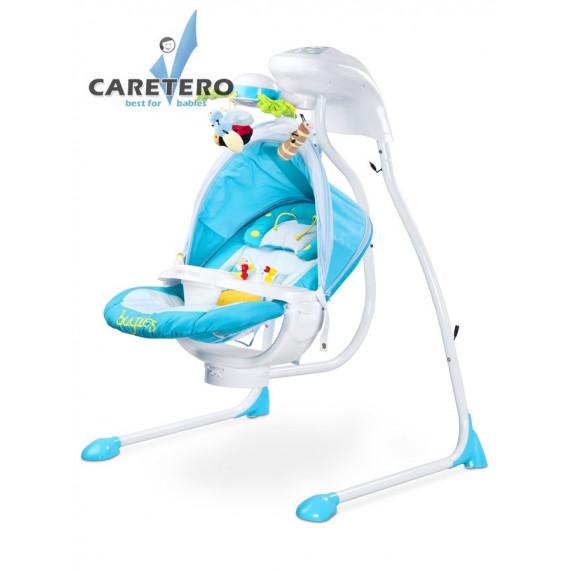 Elektromos babahinta CARETERO Bugies - kék