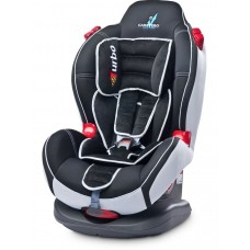 CARETERO Sport Turbo 2015 autósülés - Fekete Előnézet