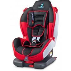 CARETERO Sport TurboFix autósülés - red Előnézet
