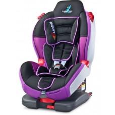 CARETERO Sport TurboFix autósülés - purple Előnézet