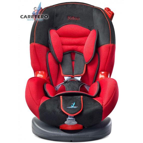 Autósülés CARETERO IBIZA 2016 9-25 kg - Piros