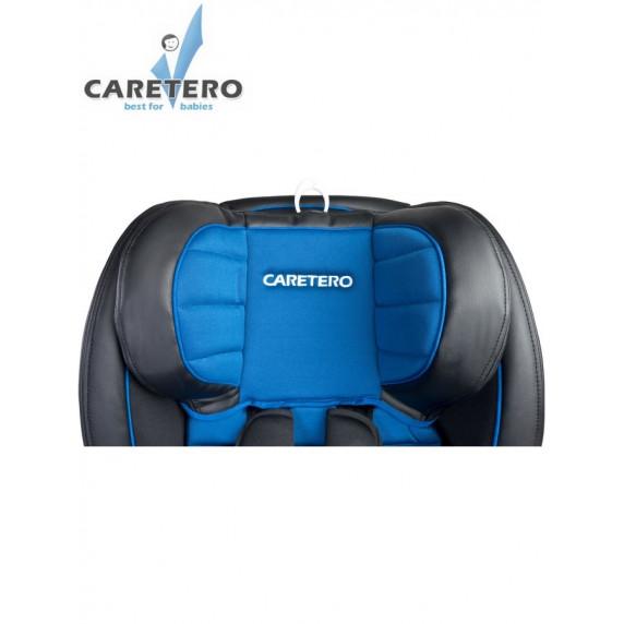 Autósülés CARETERO Defender Plus Isofix 0-18 kg - Szürke