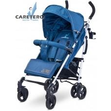 CARETERO Jeans 2016 golf babakocsi - kék Előnézet