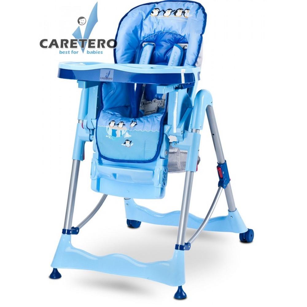 CARETERO Magnus Fun etetőszék - blue ... 3955d22397