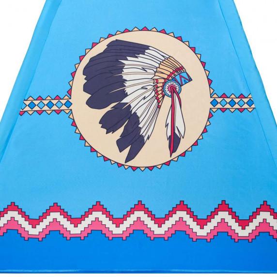 PLAY TO Teepee Indián gyerek sátor - kék