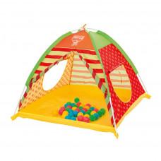 Bestway gyerek sátor labdákkal - színes Előnézet