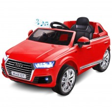 Elektromos kisautó TOYZ Audi Q7 - piros Előnézet