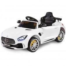 TOYZ Mercedes GTR elektromos kisautó - fehér Előnézet