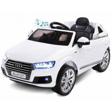 Elektromos kisautó TOYZ Audi Q7 - fehér Előnézet