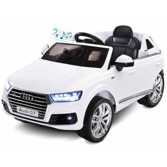 Elektromos kisautó TOYZ Audi Q7 - fehér