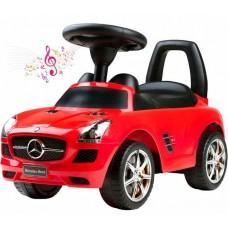 BAYO Mercedes -Benz Lábbal hajtós kisautó - piros Előnézet