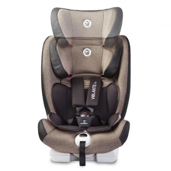Autósülés CARETERO Volante Fix Limited 2018 9-36kg - Bézs