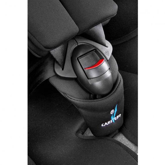 Autósülés CARETERO Volante Fix Limited 2018 9-36kg - Szürke