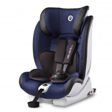 Autósülés CARETERO Volante Fix Limited 2018 9-36kg - Navi kék Előnézet