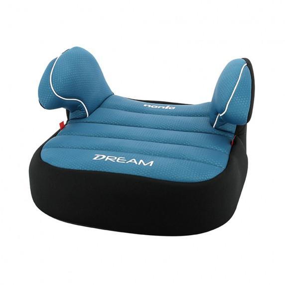 Autósülés ülésmagasító Nania DREAM LUX 2019 15-36 kg - kék