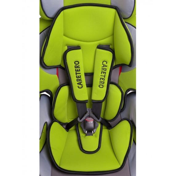 Autósülés CARETERO Falcon New 2016 9-36 kg - Fekete
