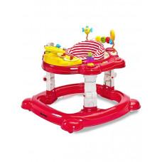 Toyz HipHop bébikomp 3az1-ben - Piros Előnézet