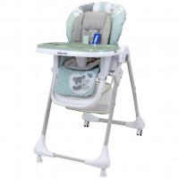 BABY MIX Infant etetőszék - zöld