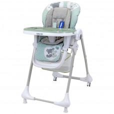 BABY MIX Infant etetőszék - zöld Előnézet
