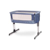 CARETERO Sleep2gether gyerek kiságy - kék