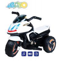 BAYO KICK elektromos gyerekmotor - Fehér