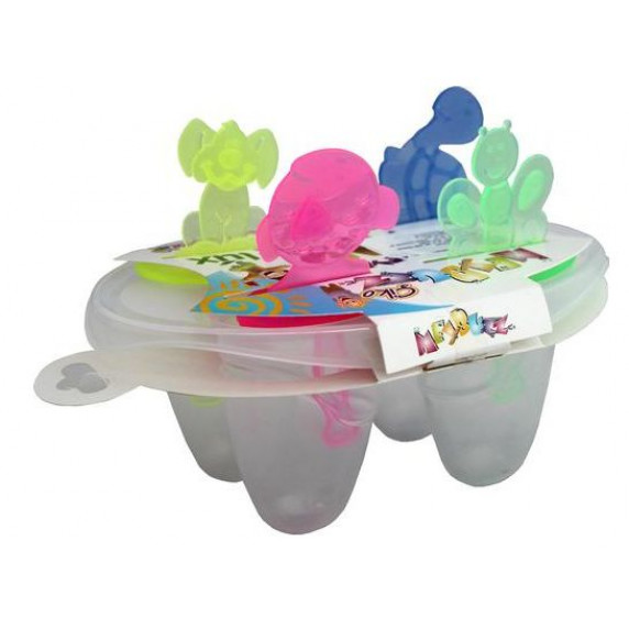 Jégkrém készítő forma - Állatfigurás