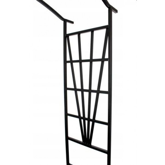 GARDEN LINE kerti fém boltív 114 x 45 x 208 cm