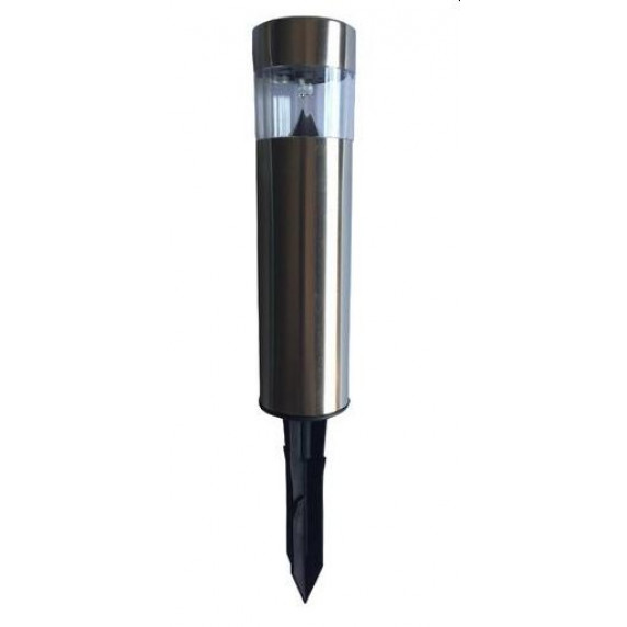 GARDEN LINE Napelemes kerti lámpa Roller 4,7 x 4,7 x 37 cm