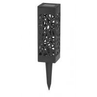 GARDEN LINE Napelemes kerti lámpa Lampion 6 x 6 x 29 cm