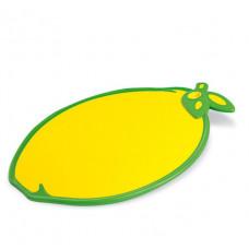 Vágódeszka csúszásgátlóval citrom formájú Inlea4Home  Előnézet