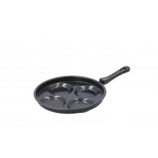 Tükörtojás sütő serpenyő 26 cm 3 mm Inlea4Home Előnézet
