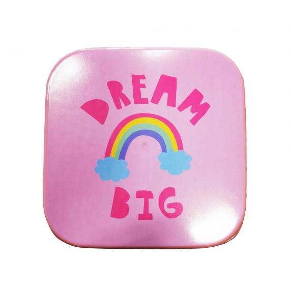 Tároló doboz szett mintás 4 részes Inlea4Home -Dream Big