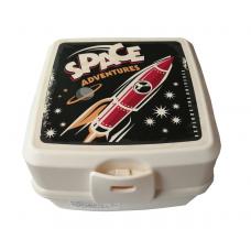 Tároló uzsonnás doboz evőeszközzel Inlea4Home - SPACE Előnézet