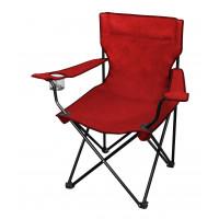 InGarden ANGLER kemping szék - Piros