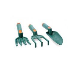 GARDEN LINE kis kerti szerszám készlet 3db-os EVA2772 Előnézet