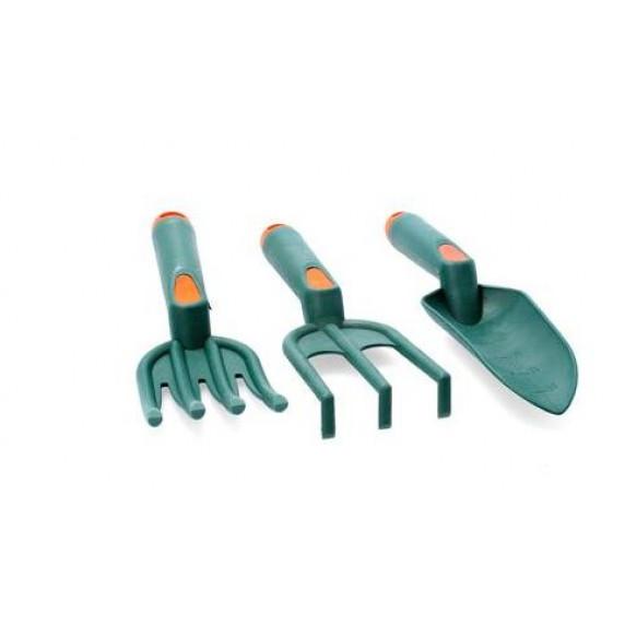 GARDEN LINE kis kerti szerszám készlet 3db-os EVA2772