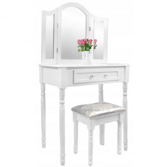 Fésülködő asztal székkel  Inlea4Fun PHO0069