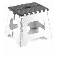 Sámli összecsukható Inlea4Home - szürke/fehér 26,5cm