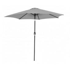 InGarden 300 cm napernyő - Szürke Előnézet