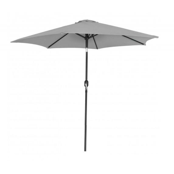 InGarden 300 cm napernyő - Szürke