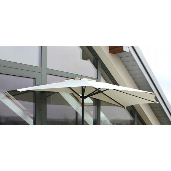 InGarden erkély napernyő 270 cm - Bézs