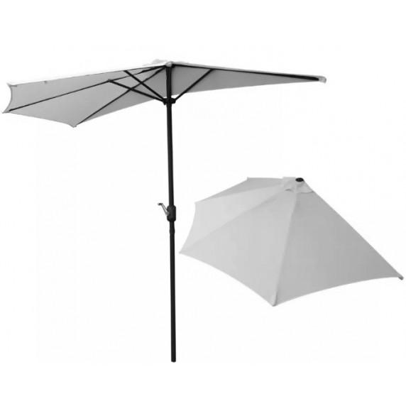 InGarden erkély napernyő 270 cm - Szürke